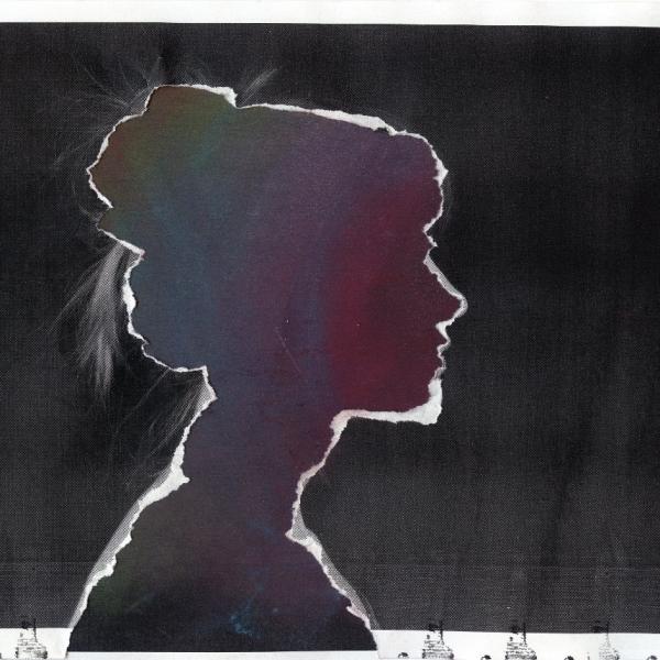 Anna Malina 的 GIF 动图让我们想起小时候在课本上的乱涂乱画