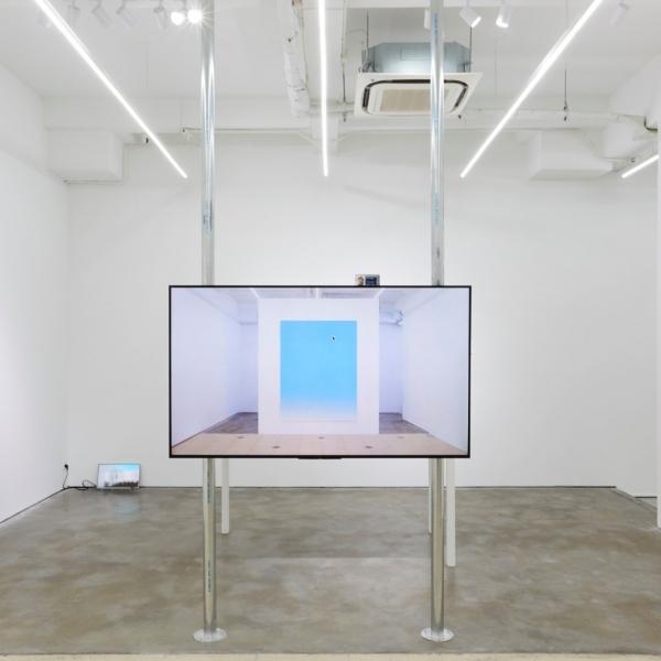 林科的透明画在虚空中捕捉真实