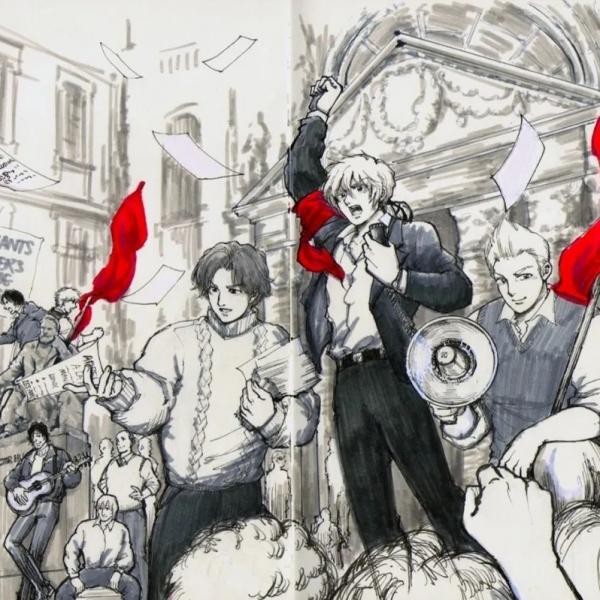耽美中的革命友谊——从《悲惨世界》到法国当代女权游行