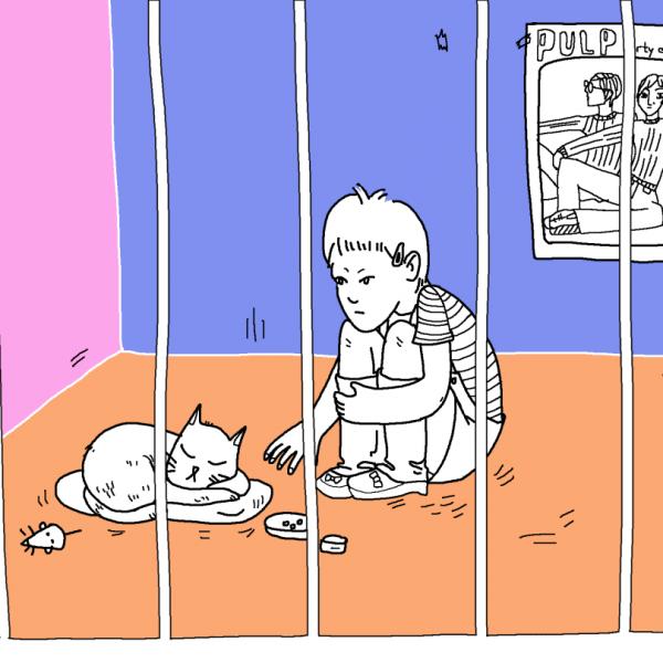 为了跟宠物说上话,我找了一位能跟动物交流的灵媒