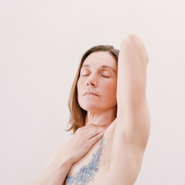 别的简报|乳房切除纹身,帮经历乳房切除术的女性找回自信