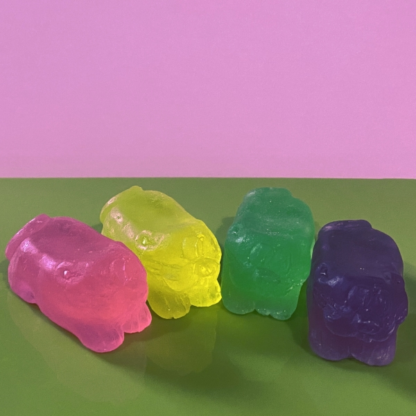 """小全和小麵邀你品鉴她们的 """"夏日Bubble海洋香氛小老虎手工肥皂"""""""