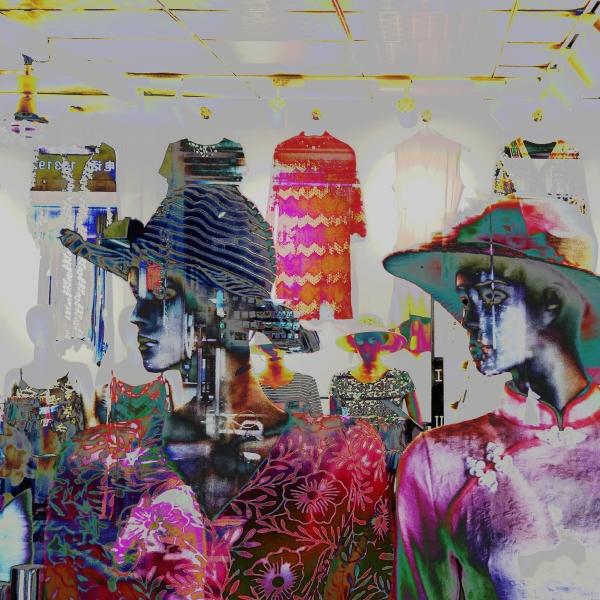 """王利远想让你看看它混入了 trap 和 """"反图像处理"""" 的油画作品"""