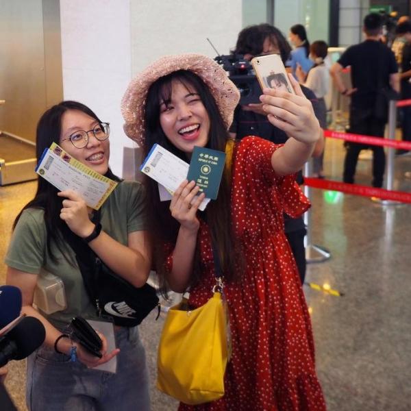 别的简报|台湾机场提供假装登机服务,除了起飞什么都行
