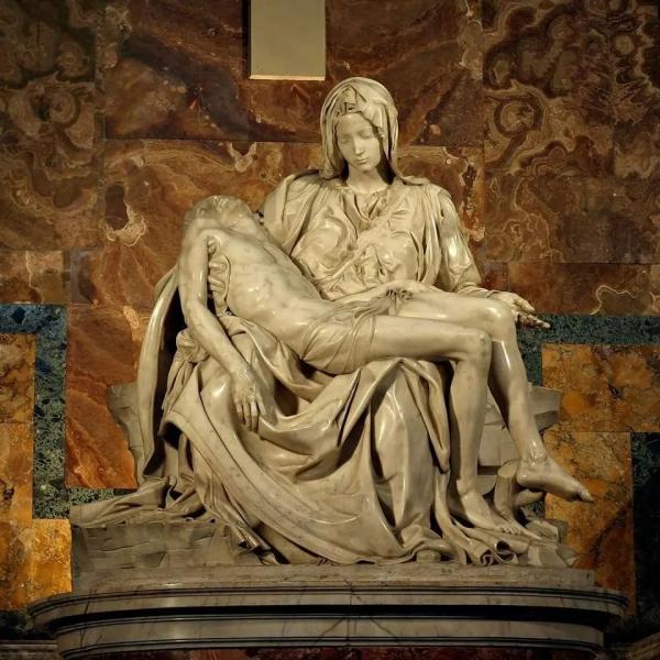 一位天主教女孩对圣母玛丽亚,有一些女性主义看法