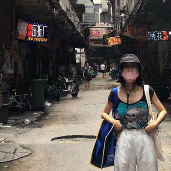 我是一位广州独居女郎,我想学咏春