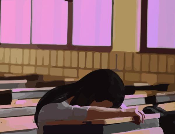 15岁,我被同桌男孩霸凌了一年  | 别的女孩来信