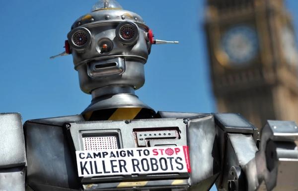 别的简报|30个国家达成了反杀手机器人协约