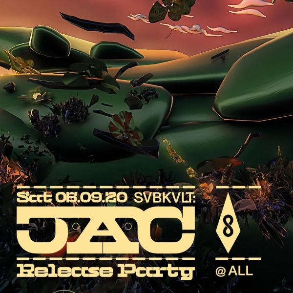 上海|SVBKVLT:  JAC Release Party