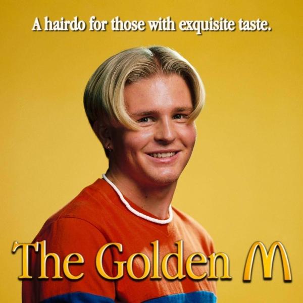 别的简报 | 麦当劳开了一家理发店,专剪 M 字发型