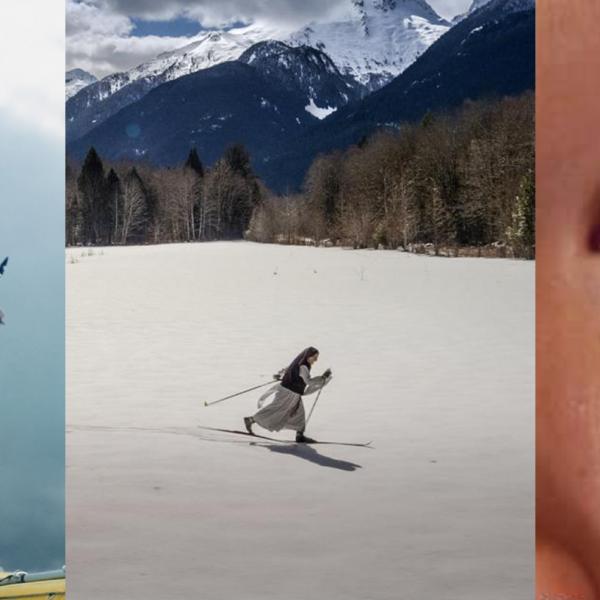 运动小白看滑雪纪录片|不退票