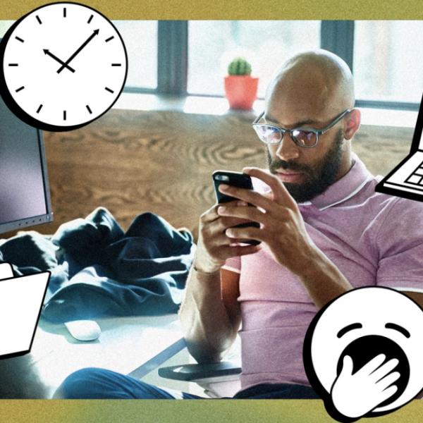 别的简报|专家说,拖延症其实和时间管理关系不大,而是情绪管理的问题