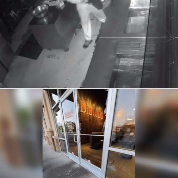 别的简报|失窃餐馆老板邀请窃贼来应聘