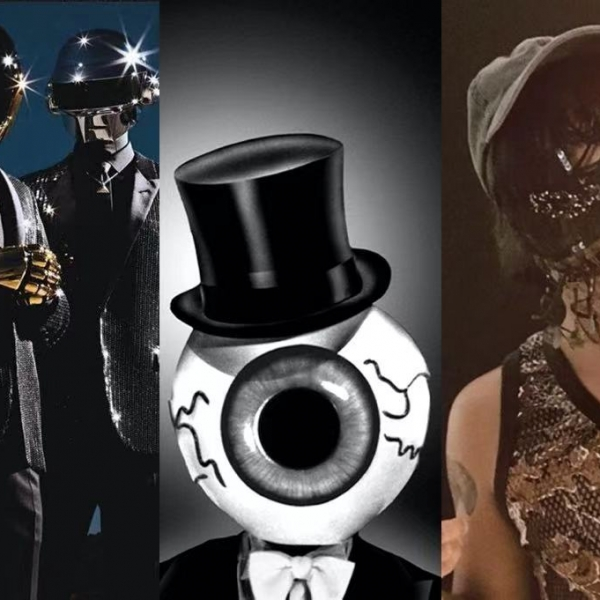 匿名反真诚:那些面具补全的音乐人格